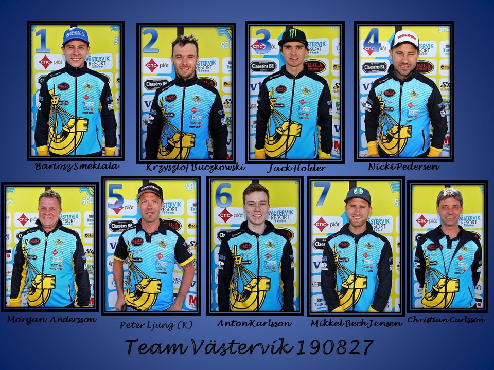 Team Västervik 190827