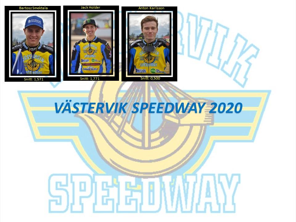 Team Västervik 2020 BS, JH, AK