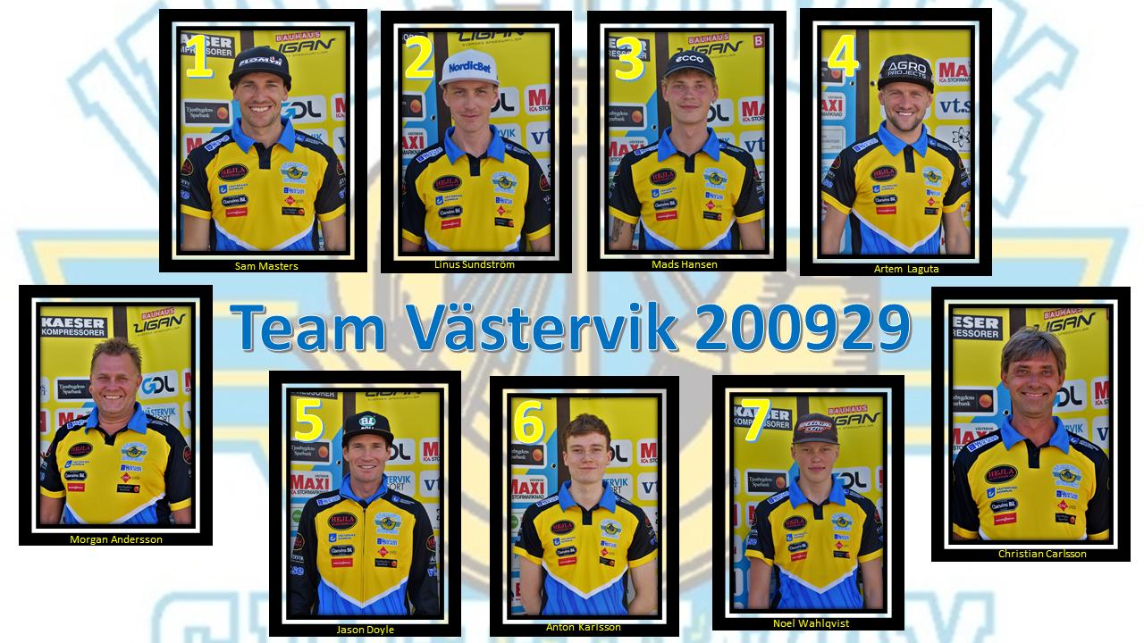 Team Västervik 200929